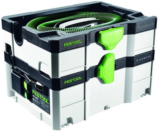 FESTOOL Cleantex CTL in Systainer