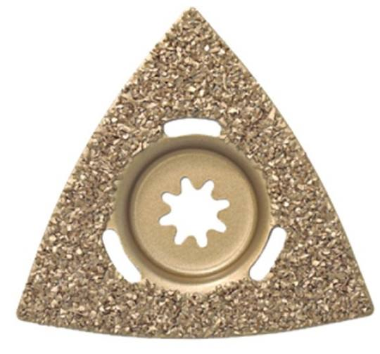 FEIN driehoek hm-schraper 8 x 8 x 8 cm. P80
