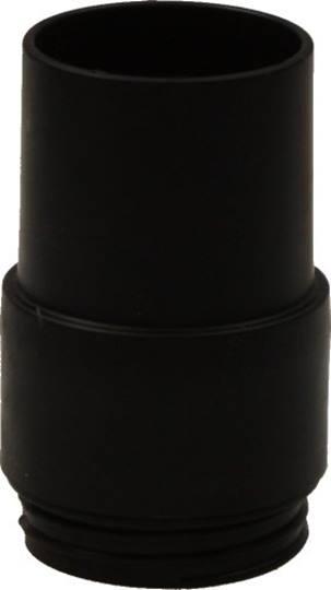 DUOLINE adapter zwart buitenmaat Ø 58 mm.