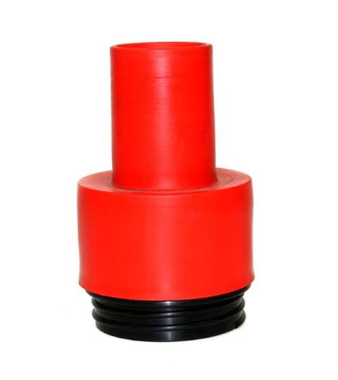 Dustcare adapter rood K&T SDT180