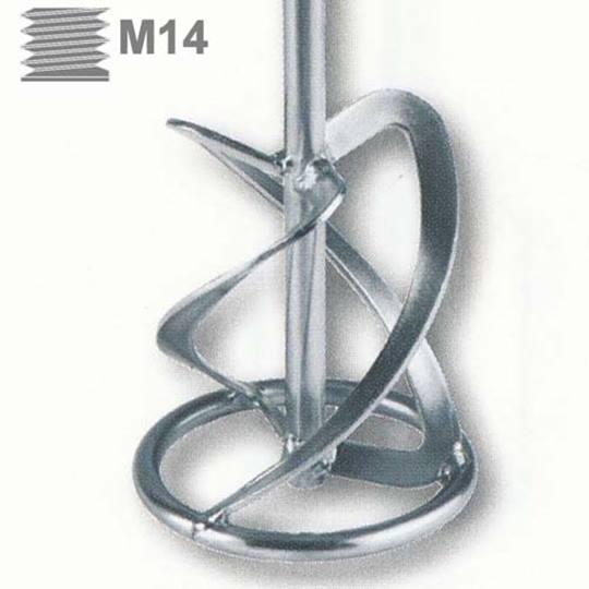 Menggarde spiraal 3 140 x 600 M14