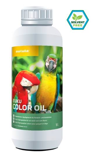 EUKULA Color Schnee/Wit 1liter