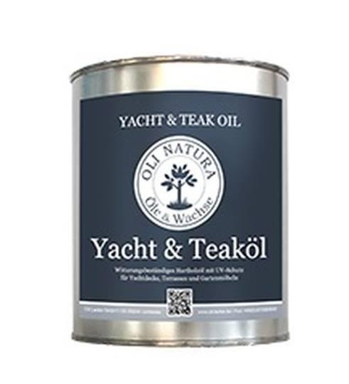 OLI NATURA Yacht en Teakolie Teak 1 liter Verpakt per 6 x 1 liter
