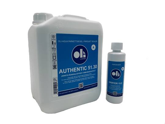 OLI AQUA AUTHENTIC 51.30 5 liter plus 0,25 liter harder 13.2
