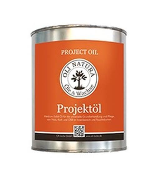 Oli-Natura projectolie naturel 3 liter