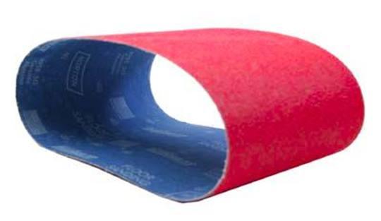 NORTON Red Heat schuurbanden P100 Afname per 5 stuks