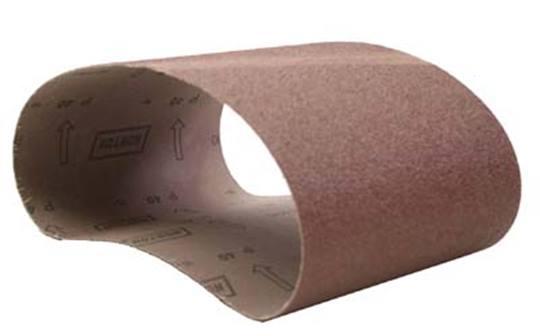NORTON Aluminiumoxide schuurbanden P100 Afname per 10 stuks