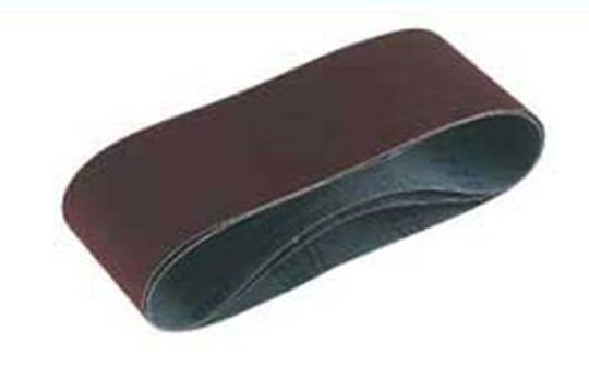 NORTON  Aluminiumoxide schuurbanden afm. 100 x 620 mm. P60  Afname per 20 stuks
