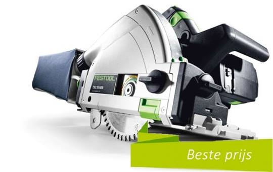 FESTOOL ACCU TSC55 REB-PLUS