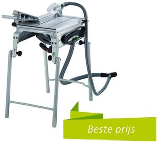 FESTOOL CS50 EBG Precisio Zaagtafel