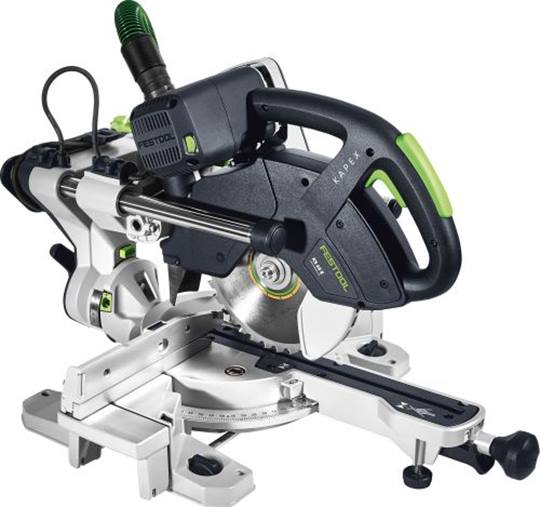 FESTOOL Kapex KS60 E SET