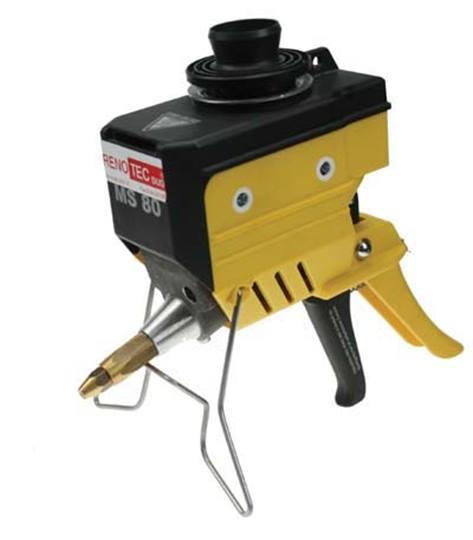 Smeltpistool granulaat/hardwas 230V