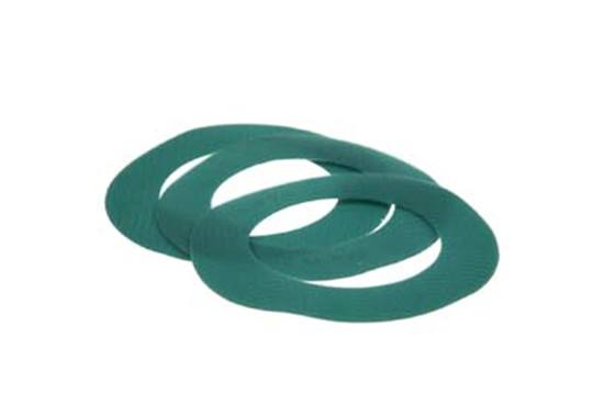 LÄGLER velcro ring, zelfklevend Ø 200 mm. t.b.v. LAGLER TRIO schuurmachine