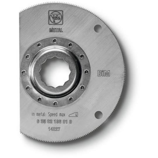 FEIN zaagblad segment verzonken SL HSC 85mm.