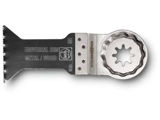 FEIN zaagmes 60 x 44 mm.voor hout en metaal Verpakt per 5 stuks, prijs per stuk