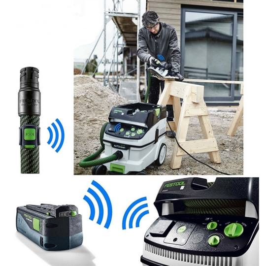 Festool Bluetooth Afstandsbediening CT-F I/M-Set