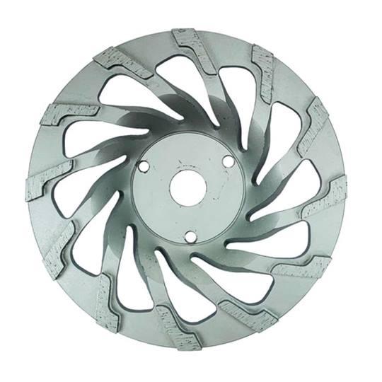 Diamant komvlakschijf -los- Ø 180 mm.