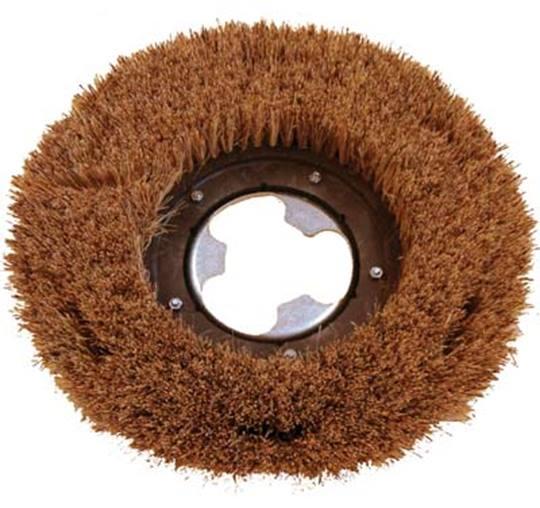 DUOLINE kokosborstel Ø 325 mm.