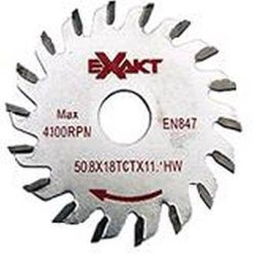 EXAKT zaagblad 18T Ø 50.8 mm. t.b.v. hout