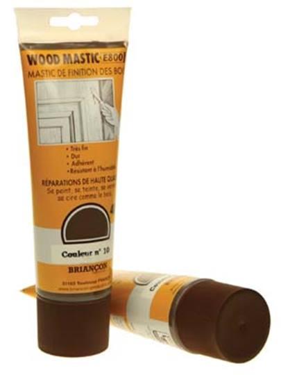 Wood Mastic E800 wit  Tube 400 gram