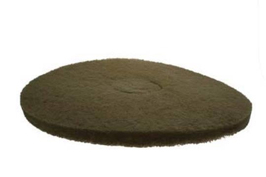 DUOLINE® Pad Ø 325 mm. 20 mm. DIK BEIGE Verpakt per 5 stuks