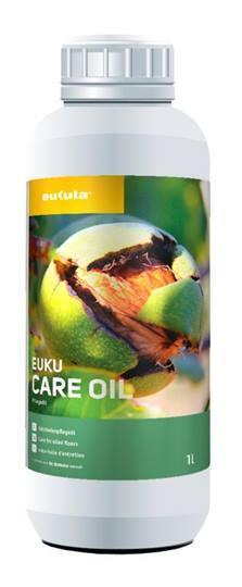 EUKULA onderhoudsolie / pflegeol Verpakt  4 x 1 liter