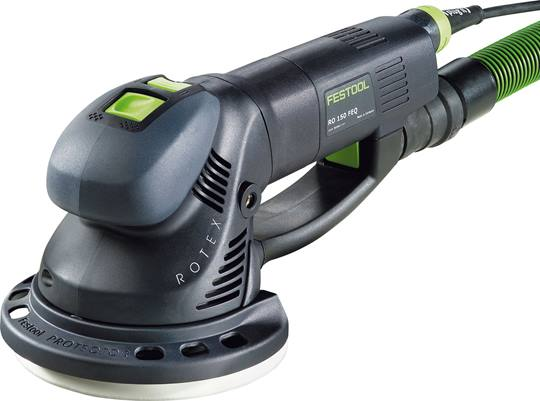 FESTOOL Rotex RO 150 FEQ-PLUS  230 V inclusief systainer