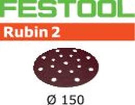 FESTOOL 150  Rubin 2 P100 Verpakt per 50 stuks