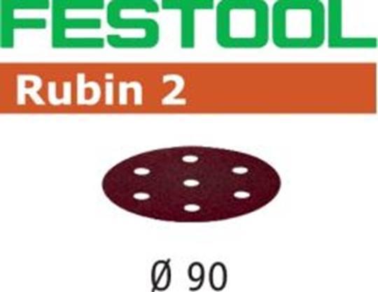 FESTOOL 90  Rubin 2 P100 Verpakt per 50 stuks