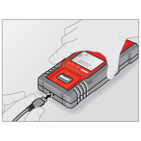 FLEX ADM 30 afstandsmeter