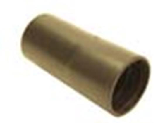 Stofafzuigmof zwart voor slang Ø 32 mm.