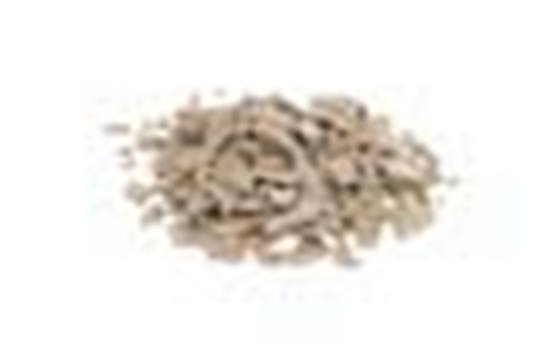 Granulaat nr. 78 Vuren / Grenen 15 kg. t.b.v. Vulcano noestenvuller Prijs per kilo